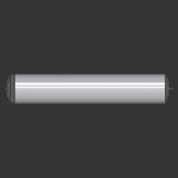 Zylinderstift h6
