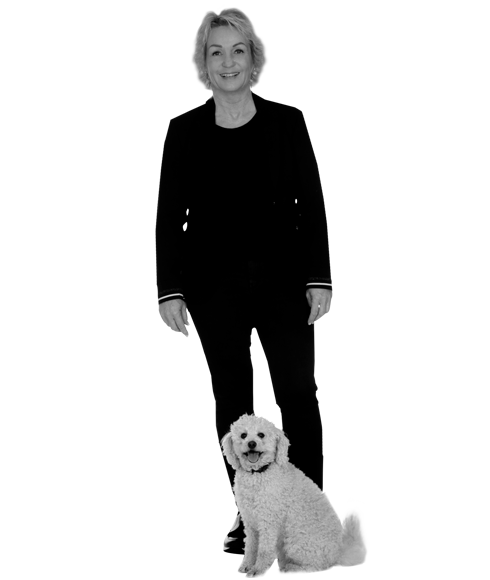 Miriam Staubach und Mayla